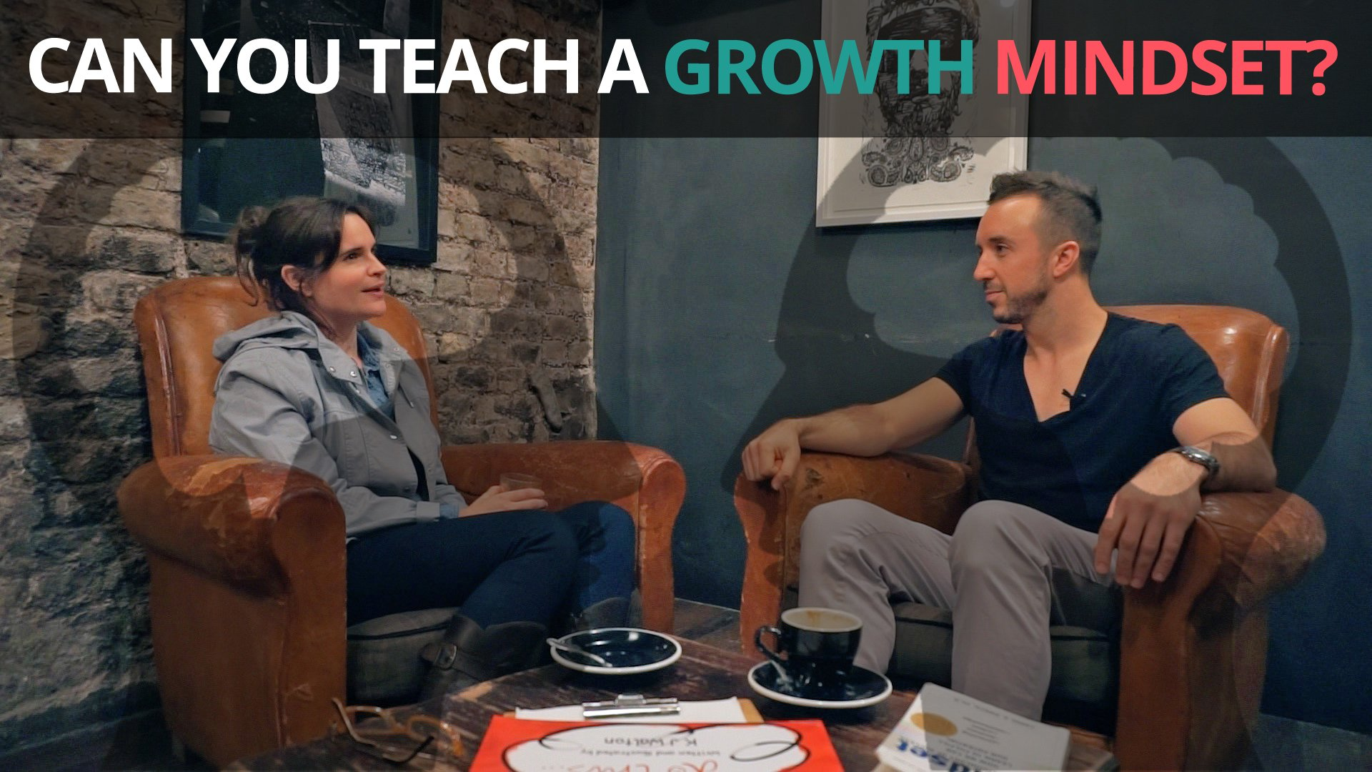 New Video! Can You Teach A Growth Mindset? With Katie Walton