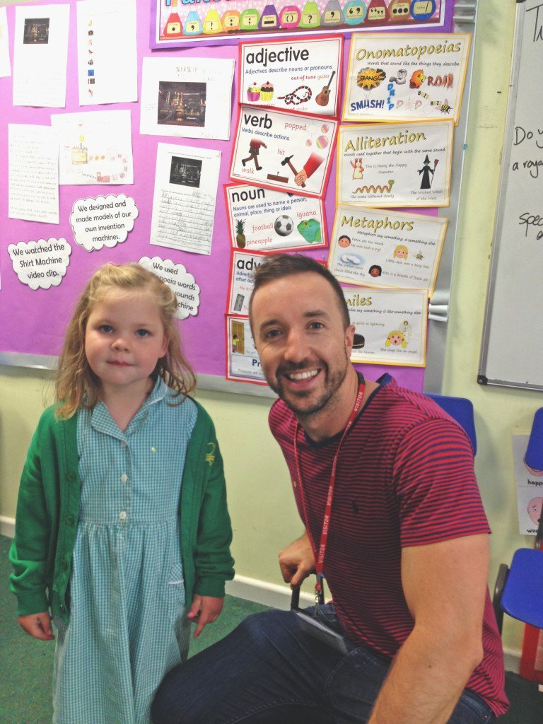 Steve Giles Primary School Singing